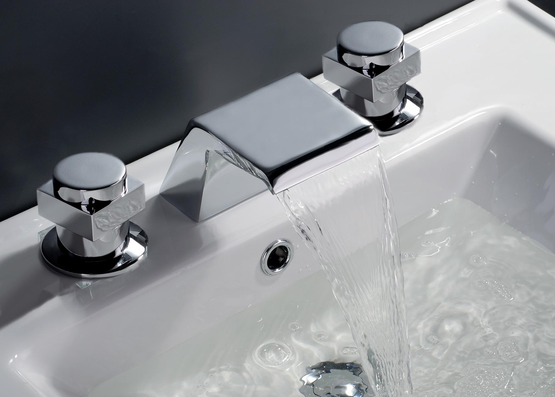 excellent contemporary impressive chrome design sink designer with faucets well faucet images worthy gorgeous finish bathroom waterfall ideas decor for